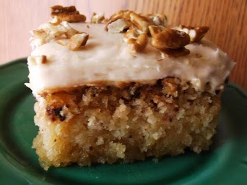 Welcome Cake Recipe