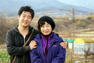 Photo: My hubby and his mom
