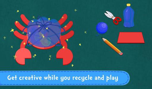 Trash Sorting - DIY Crafts Game 1.0.0 screenshots 2