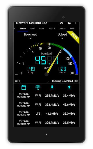 Network Cell Info Lite screenshot 16