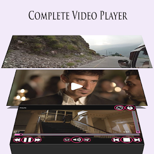 Mp4 Video Player - náhled