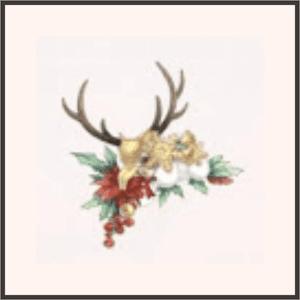 雪鹿のヒイラギ