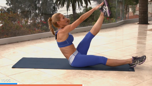 Intense Tabata Abs Workout screenshot 2