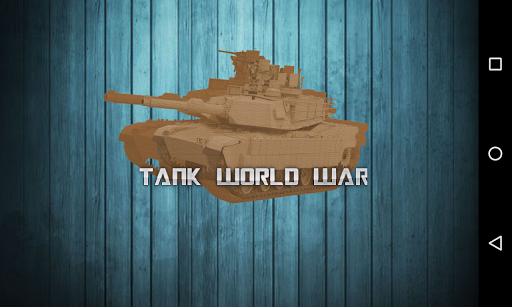 Tank World War