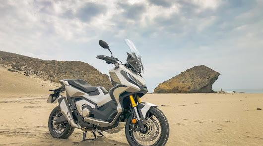 Llega la diversión con la Honda X-ADV 2021, más potente, ligera y eficiente