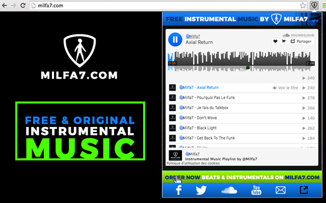 Free Music Instrumental