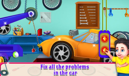 Little Garage Mechanic Vehicles Repair Workshop 1.0.5 screenshots 4