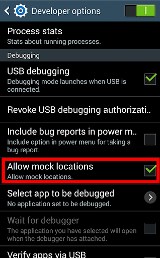 Fake Location (Mock GPS) 5.2.1 screenshots 6