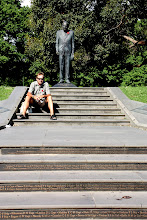 Photo: Year 2 Day 141 - The Steps Each Represented Something Significant Regarding Loss of Life on the Thai Burma Railway