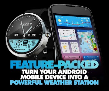InstaWeather for Android Wear screenshot 5