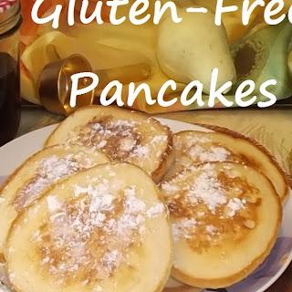 Coconut Pancakes - Gluten Free Recipe