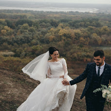 Wedding photographer Ekaterina Alferova (alferova). Photo of 25.10.2018