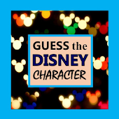 Guess the Disney Character