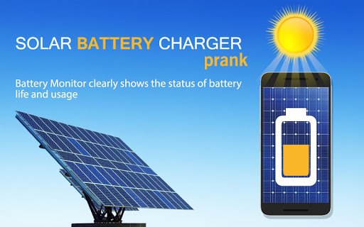 Battery Saver And Solar Battery Charger PRANK 1.0.18 gameplay | AndroidFC 1