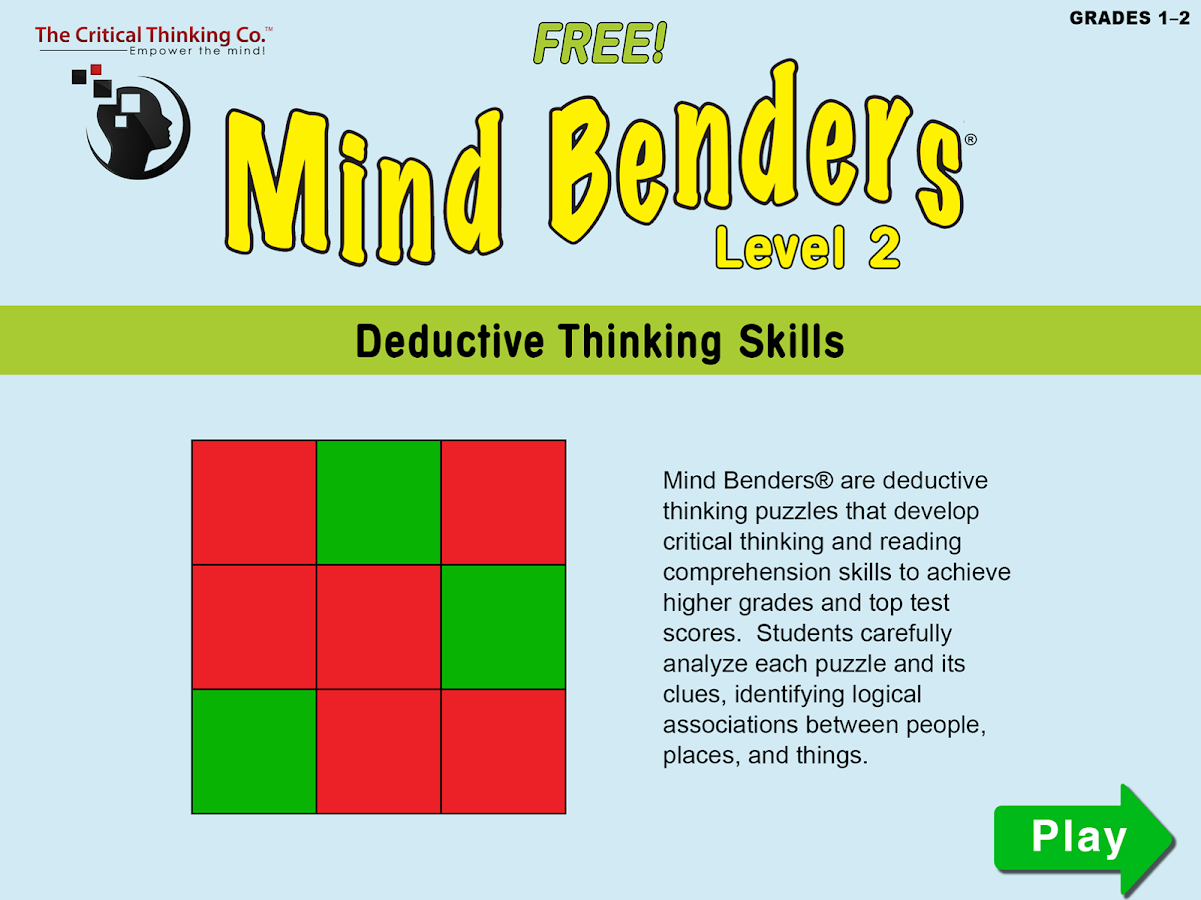 Test of Everyday Reasoning  TER    Critical Thinking Skills Tests