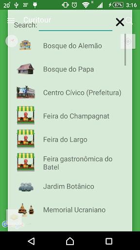 Curitour - Virtual Tour Guide  screenshots 6