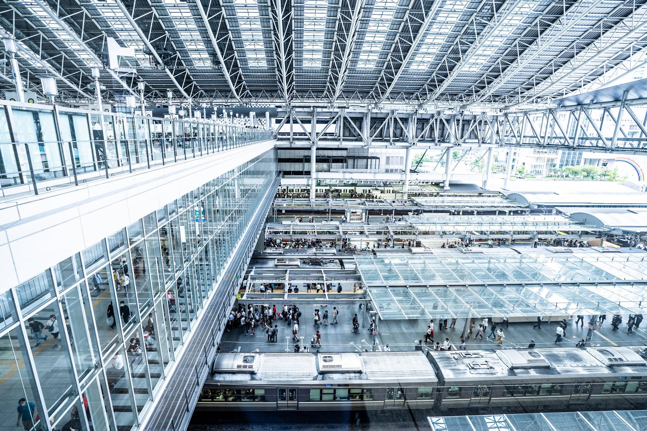 大阪ステーションシティ 時空の広場5