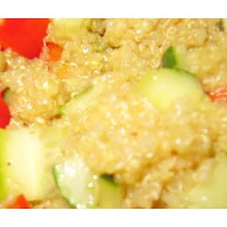 Quinoa and Vegetables