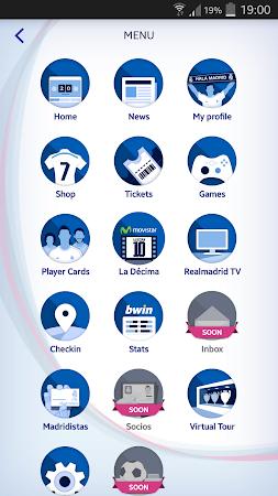 Real Madrid App 4.0.04 screenshot 1461