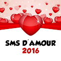 SMS d'Amour et Drague icon