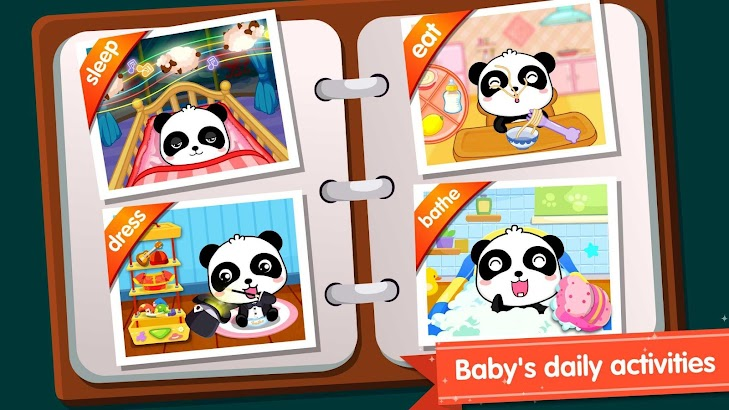 Baby Panda Care screenshot