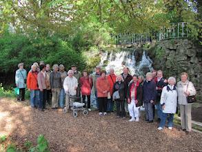 Photo: Seniorenspaziergang im Elm am Wasserfall von Königslutter