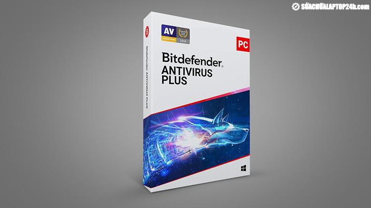 Phần mềm diệt virus Bitdefender dành cho Windows 10