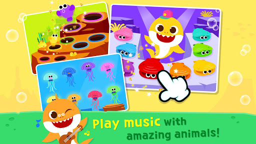 Pinkfong Baby Shark - Free Videos & Games 28 screenshots 3
