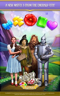 Wizard of Oz: Magic Match screenshot 05