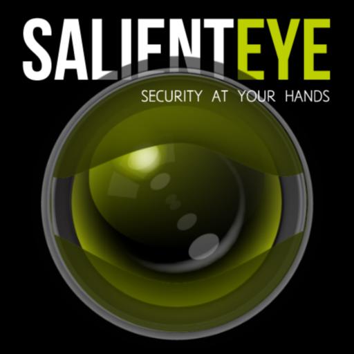 Salient Eye, Home Security Camera & Burglar Alarm - Apps on