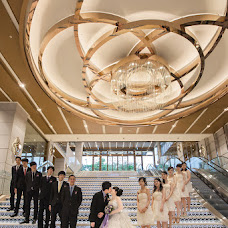 Wedding photographer Jeff Chou (chou). Photo of 17.02.2014