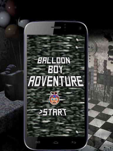 Balloon Boy Adventure
