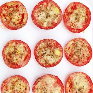 Parmesan Roasted Campari Tomatoes