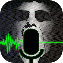 Scary Voice Changer - Horror Sounds Voice Recorder icon