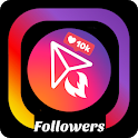 Get Likes & Followers for Instagram 2020 icon