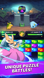 Mana Monsters: Free Epic Match 3 Game 3