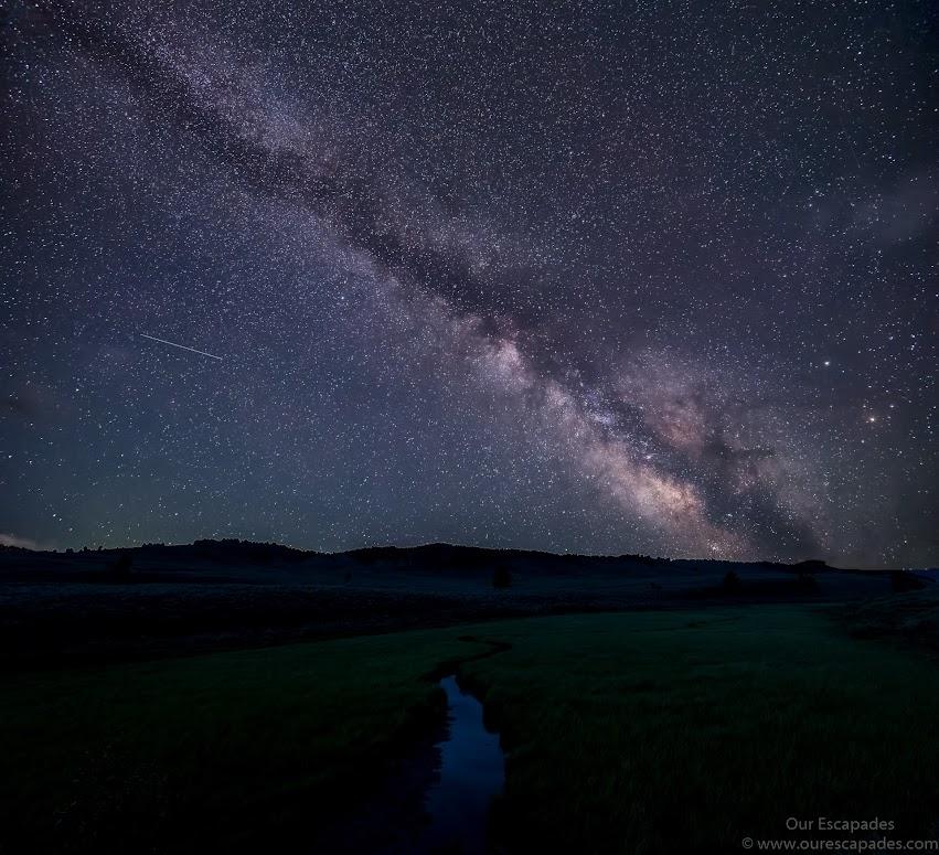 The Milky Way Galaxy!