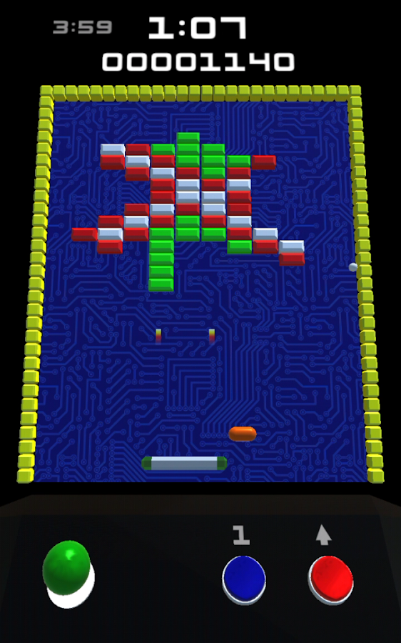 Brix 3d- screenshot
