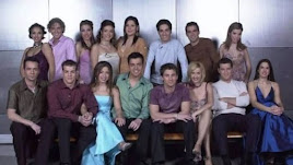 Participantes en la primera edición de OT.
