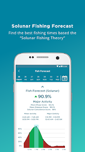 Fish Angler - Fishing Reports, Forecast & Logbook- screenshot thumbnail