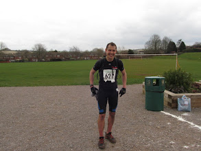 Photo: First Overall in the 40 Miles (Nathan Montague)