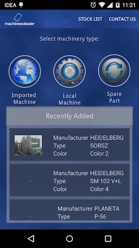 MachinesDealer