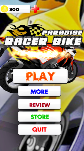 Racer Bike Paradise 1.0 screenshots 1