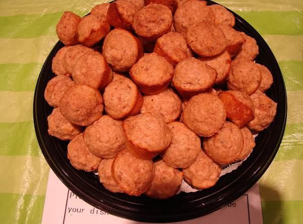 Kari's Quick Mix Oatmeal Muffins