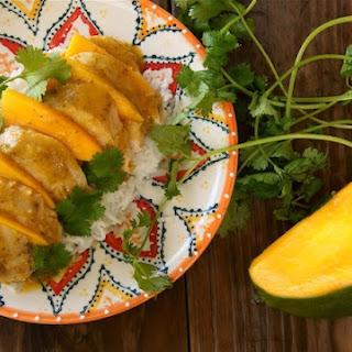 Mango Ginger Chicken