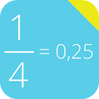 Decimal to Fraction Pro icon