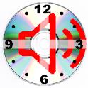 Schedulable Audio Clock icon
