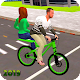 BMX Bicycle Taxi Driving: City Transport
