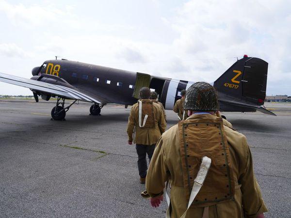 C-47 Flight