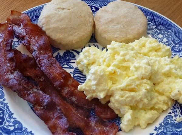 Savory Scrambled Eggs Recipe